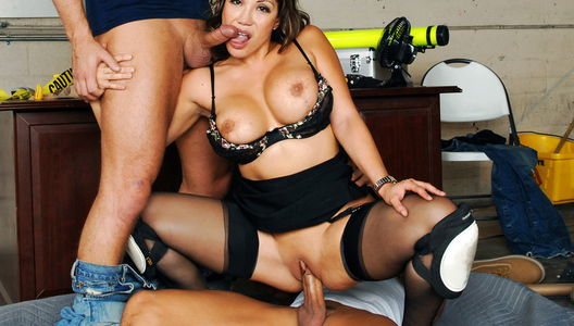 Diary of a MILF by Naughty America