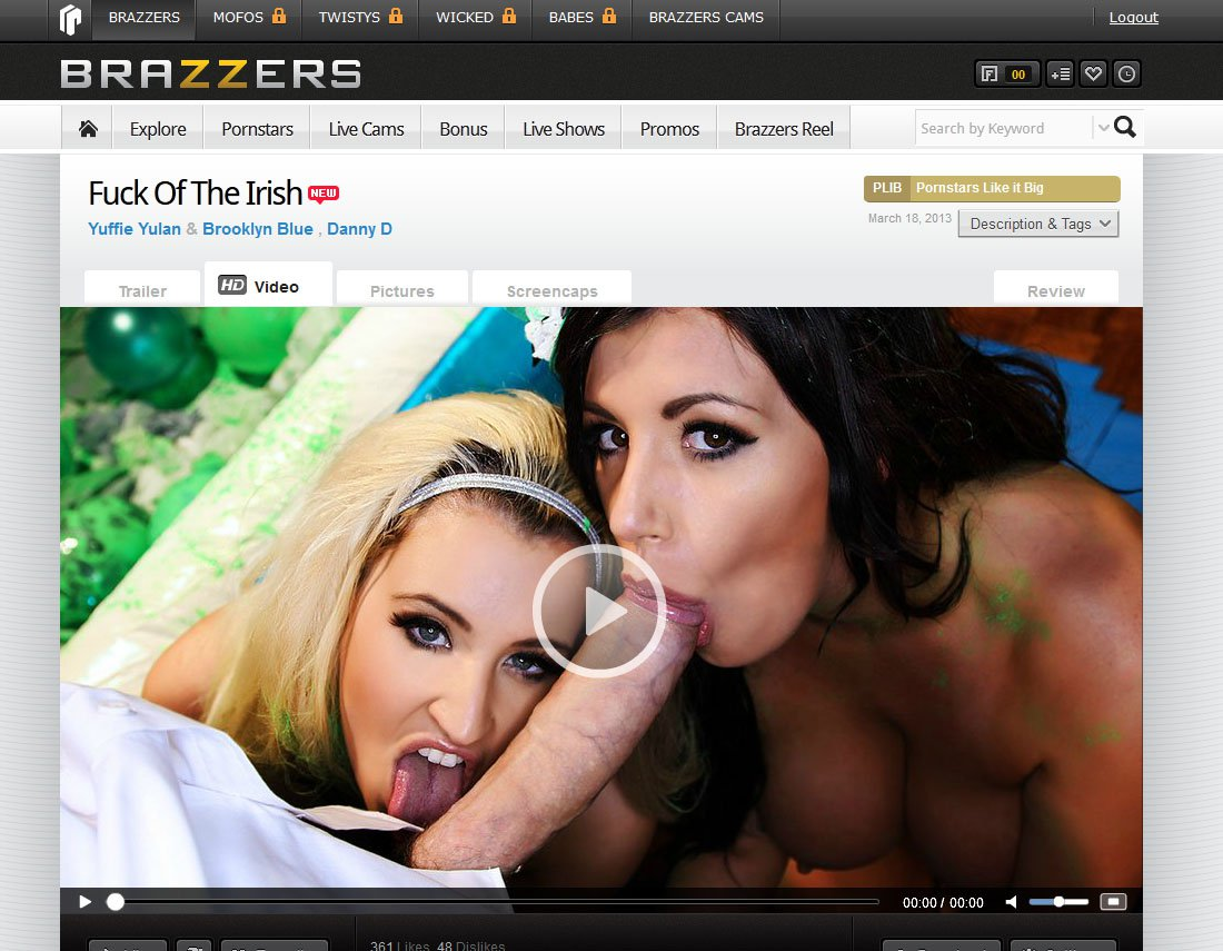 Best One-Pass-To-All Network Porn Sites