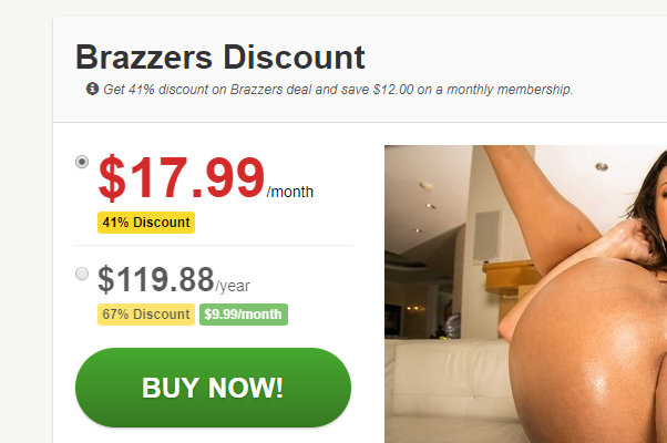 Brazzers 2 Day Trial