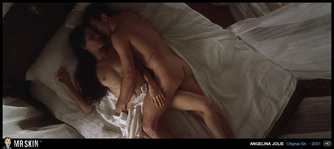 Jolie nude scenes