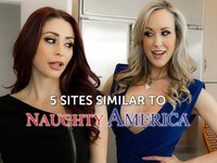 5 porn sites similar to Naughty America