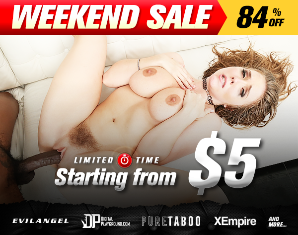 Porndeals: W2 - Weekend Discounted Porn