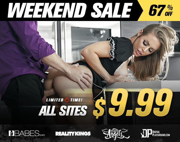 Porndeals: Weekend Discounted Porn