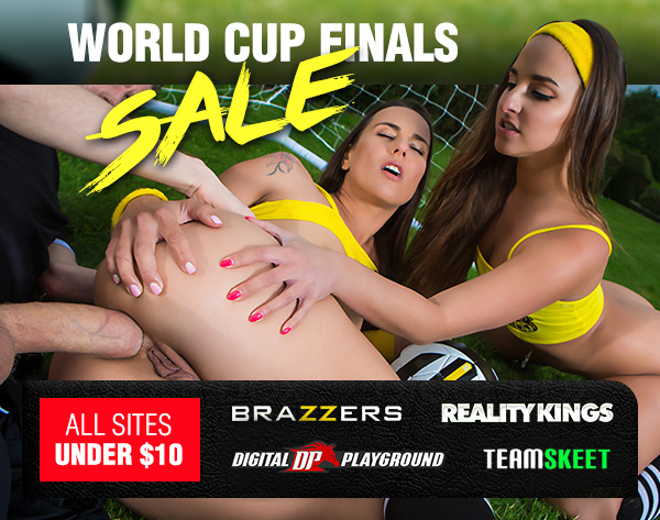 Porndeals: World Cup Finals Porn Deals